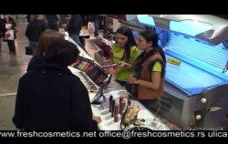 Fresh Cosmetics Cokoladne lampe