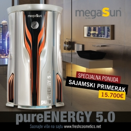 megaSun Tower 5.0 pure ENERGY