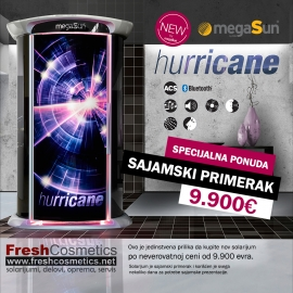 MegaSun Hurricane Tower