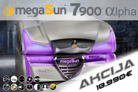 megaSun 7900 alpha ultra power